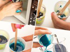 Как сделать свечу в домашних условиях своими руками