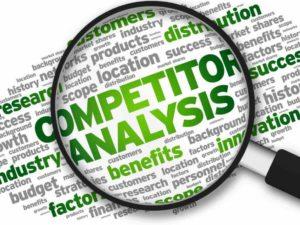Анализ сайта конкурента