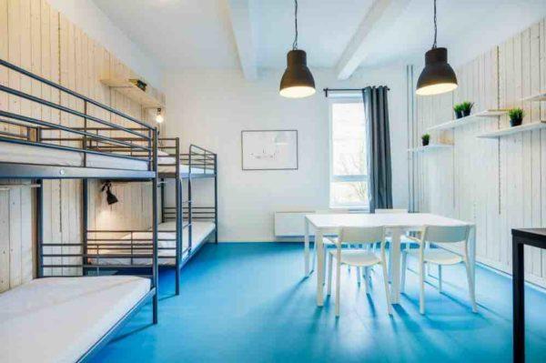 Как открыть хостел с нуля в нежилом помещении