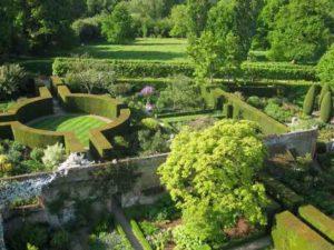 Как разбить сад на участке