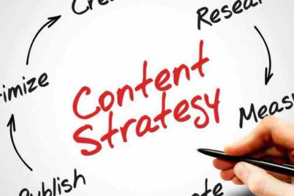 Контент-стратегия для бизнеса