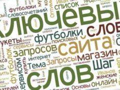Плотность ключевых слов и размер текста