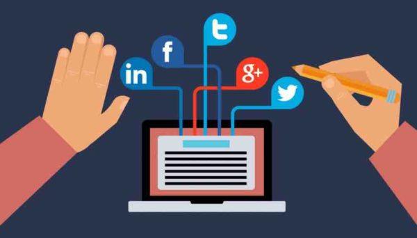 Постинг в соцсети