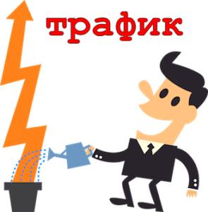 Органический трафик и платный трафик на сайт