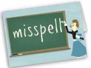 Мисспел что это такое