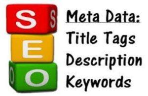 Мета теги для SEO продвижения сайта