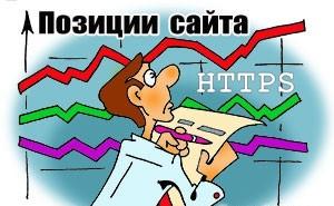 Влияет ли HTTPS на позиции сайта