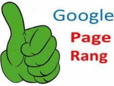 Показатели ссылочного ранжирования Google