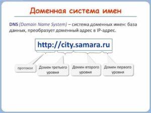 Что такое домен сайта и для чего он нужен