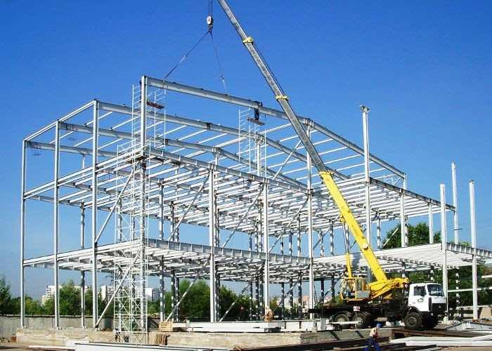 Металло-Каркасное строительство