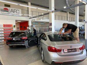 Продвижение сайта по тонировке и покрытию керамикой автомобилей — МОЙ КЕЙС
