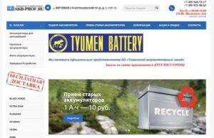 Продвижение интернет магазина по продаже аккумуляторов в Москве — МОЙ КЕЙС