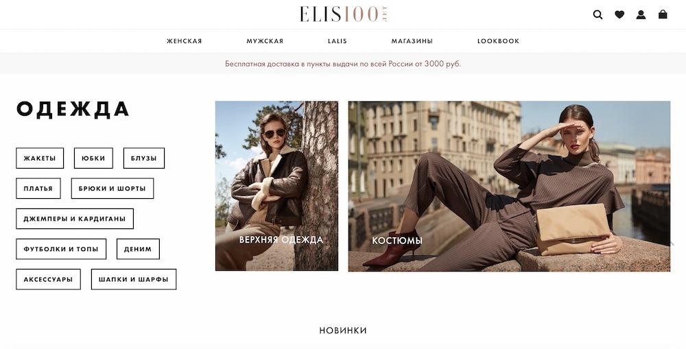 Продвижение интернет магазина в интернете пример