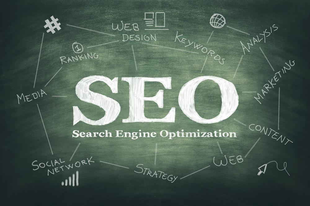 поисковая SEO оптимизация