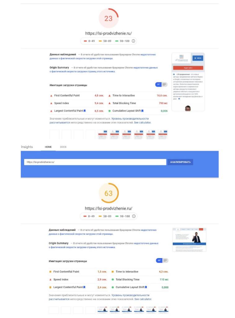 Яндекс Метрика убивает скорость сайта