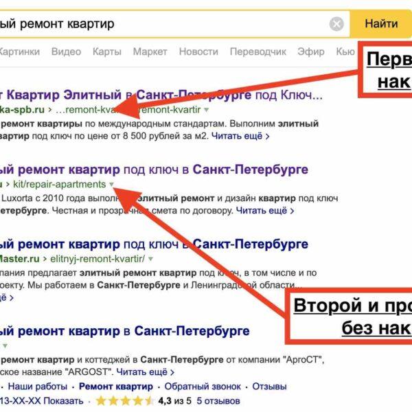 Новые алгоритмы Яндекс не видят накрутку поведенческих факторов