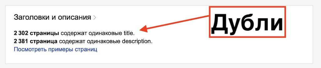 Одинаковые заголовки и описания страниц в WordPress