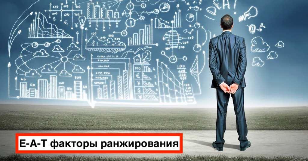 E-A-T факторы ранжирования | Влияние EAT факторов на SEO в Яндексе