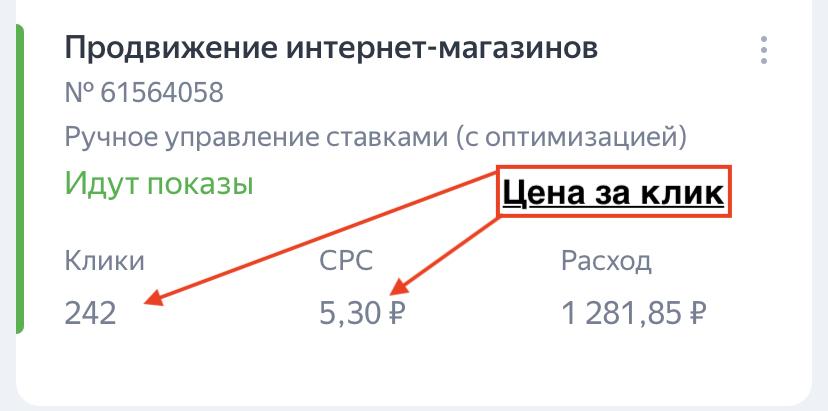 Дешевый Яндекс Директ настройка
